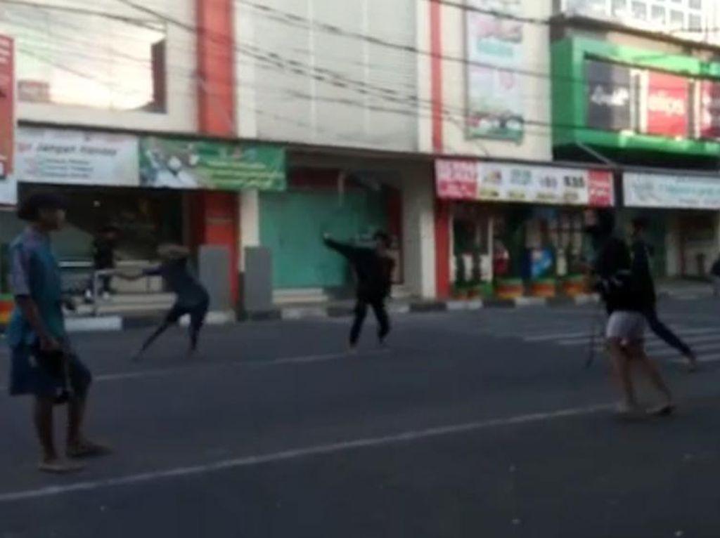 Marak Remaja Perang Sarung di Kota Banjar Bikin Resah Warga