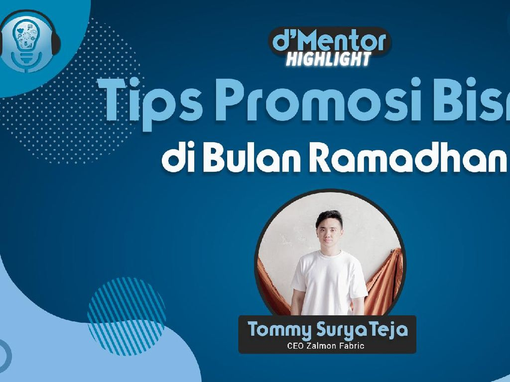 Tips Promosi Bisnis di Bulan Ramadhan