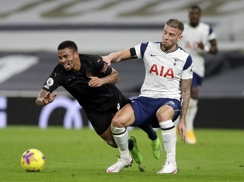 Final Piala Liga Inggris: City Superior, tapi Tottenham Mesti Pede