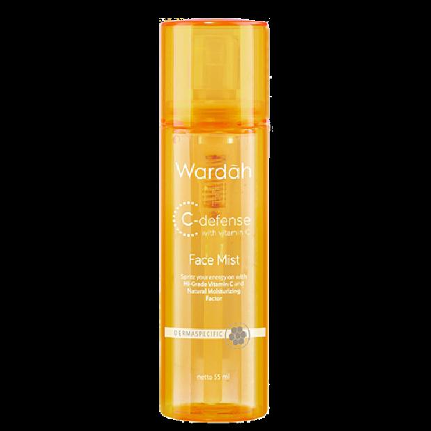 Rekomendasi face mist affordable untuk menyegarkan kulit wajah