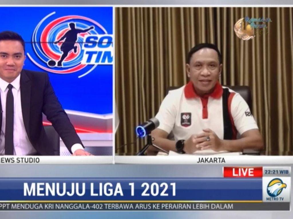 Piala Menpora 2021 Dinilai Sukses, Masa Depan Kompetisi Diyakini Cerah