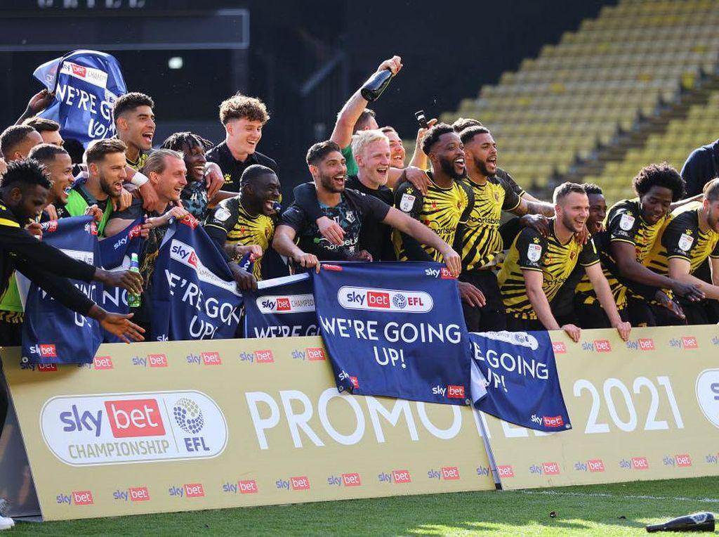 Watford Susul Norwich Promosi ke Premier League