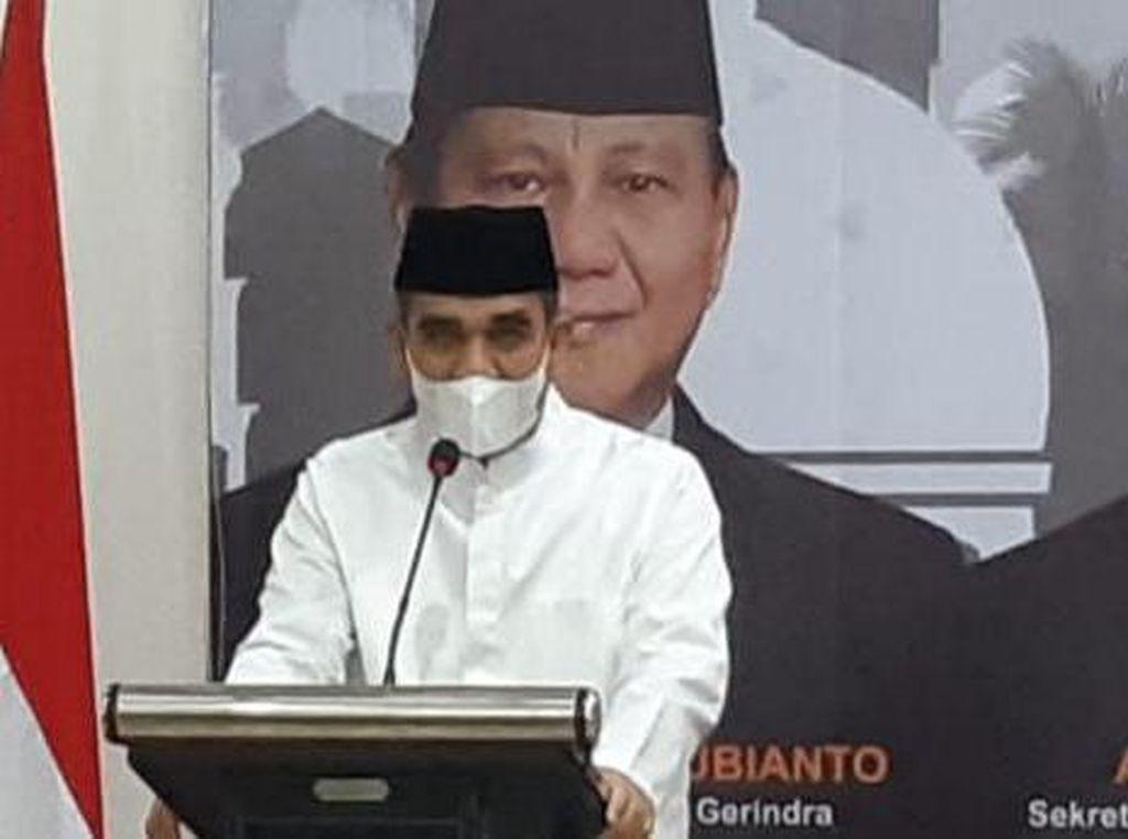 Muzani Perintahkan Legislator Gerindra Perjuangkan Insentif Nakes di Daerah