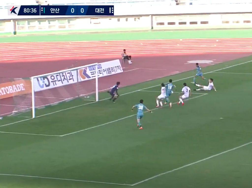 Asnawi Mangkualam Mantap! Kian Nyetel di K League 2