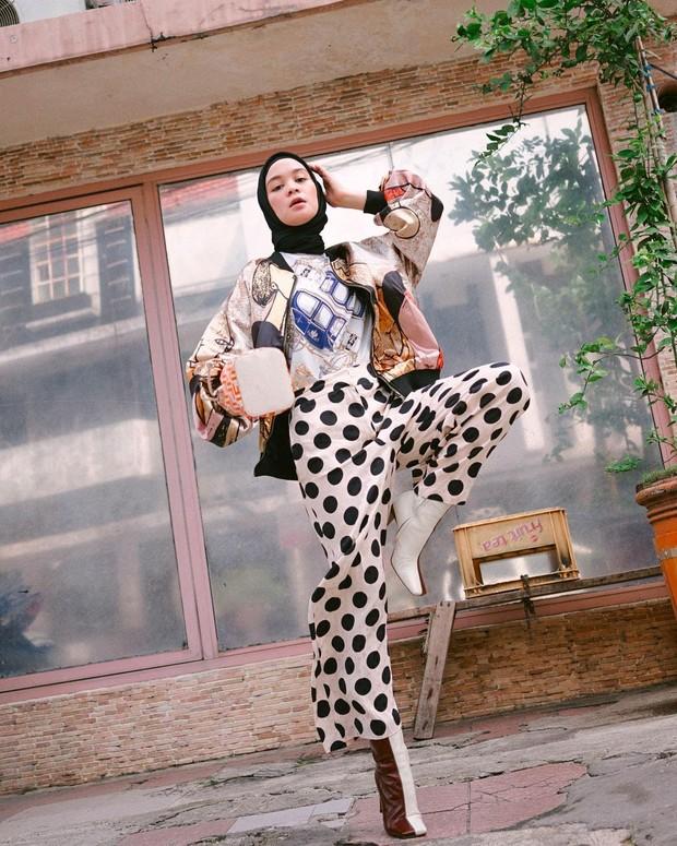 celana motif untuk hijabers