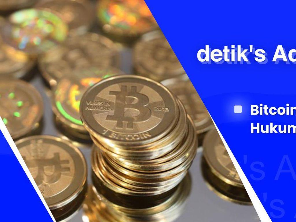 Amankah Bitcoin Jadi Alat Pembayaran di Mata Hukum RI?