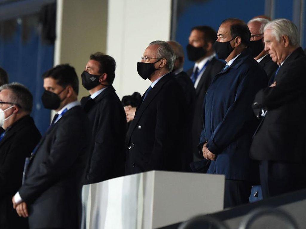 Perez: JPMorgan Masih Danai European Super League Kok