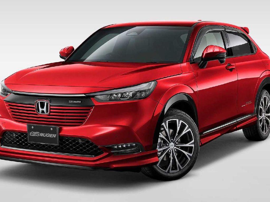 Makin Sporty, Ini Honda HR-V 2021 Versi Mugen