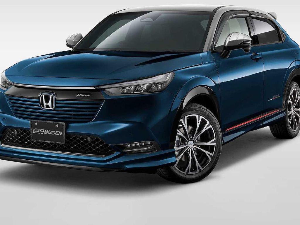 Ganteng Banget, Honda HR-V 2021 Dapat Sentuhan Mugen