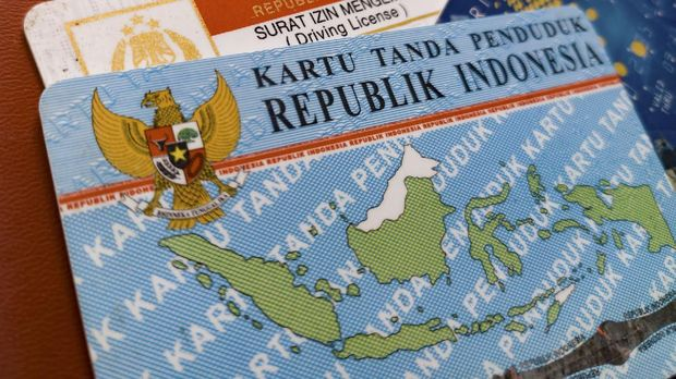 identity card as identification for citizens of Indonesia, Aceh Indonesia