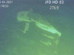KSAL Margono: KRI Nanggala-402 Terbelah Menjadi 3 Bagian