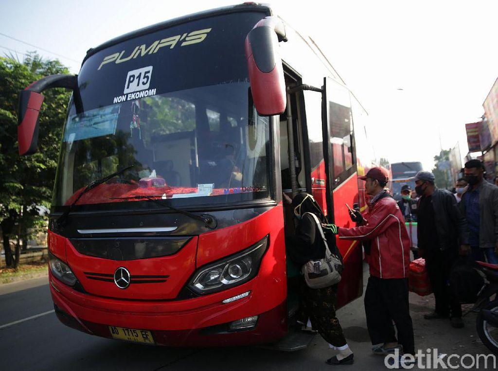Syarat Keluar Kota Pakai Mobil Pribadi Hingga Naik Bus Sebelum Tanggal 6 Mei