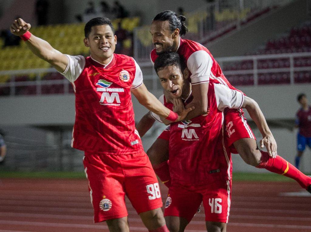Persija Bersiap Hadapi Liga 1 2021, Segera Gelar Latihan Perdana