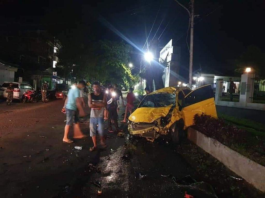 Anggota DPRD Manado dari Golkar Tewas dalam Kecelakaan Lalu Lintas