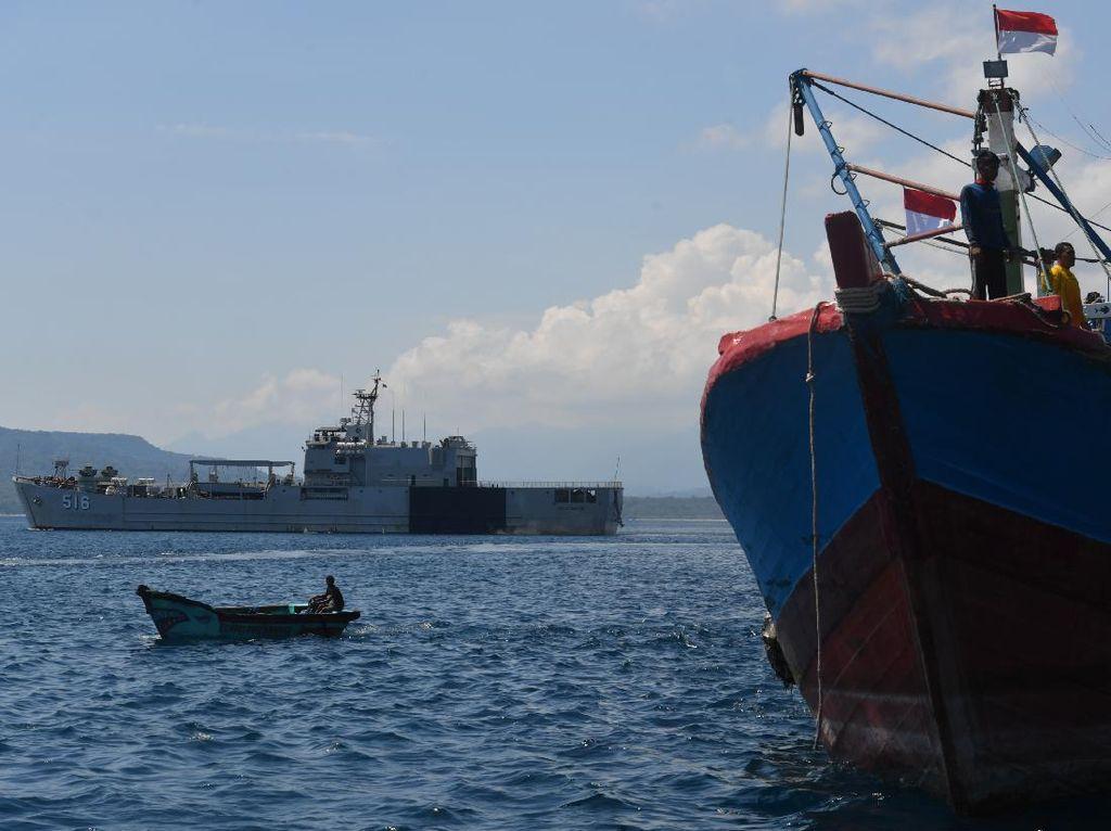 Operasi Pencarian KRI Nanggala-402 Terus Berlangsung