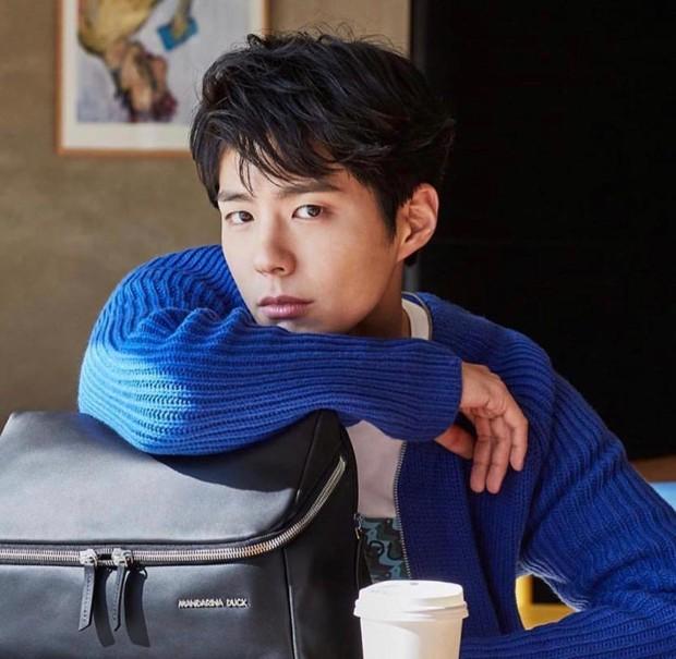 Drama Reply 1988 dan A Hard Day membuat Park Bo Gum semakin berada di puncak popularitas.