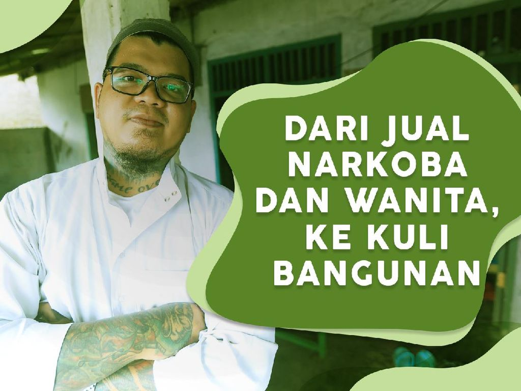 Kisah Abdul Sosok DJ Mucikari Tobat Jadi Pendakwah