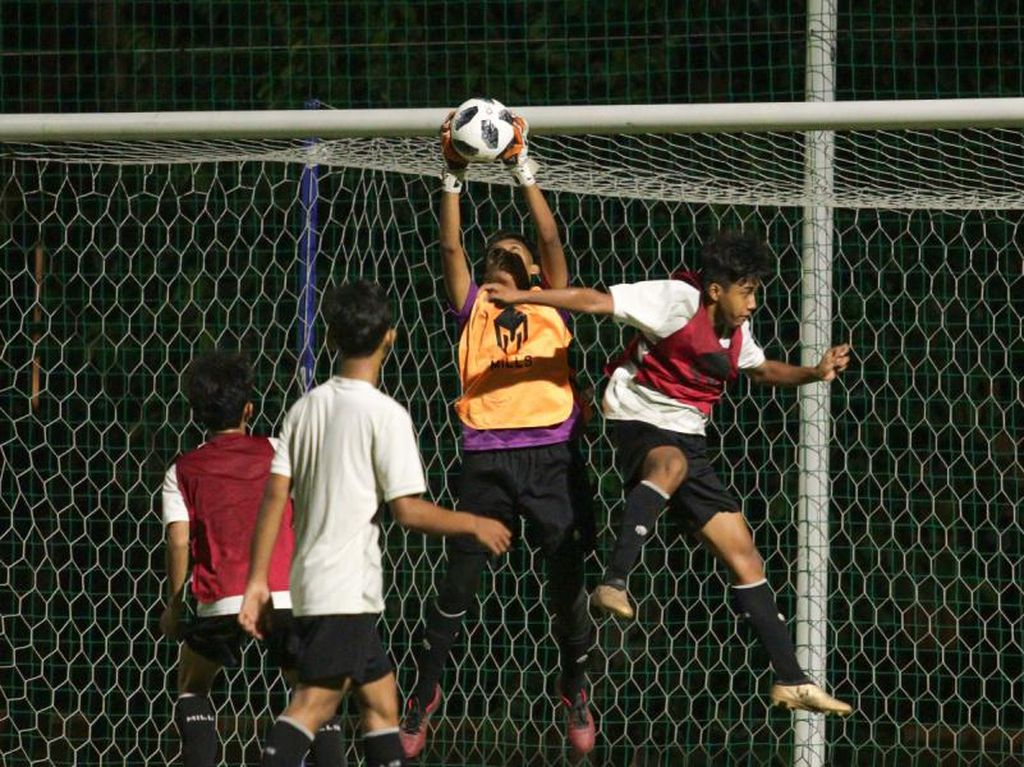 Sambut Piala AFF U-15, Timnas Indonesia Gelar Seleksi