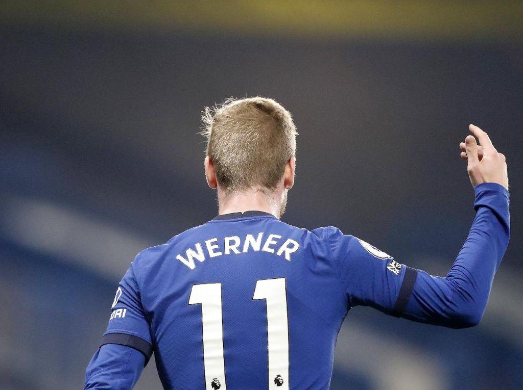 Liverpool Vs Chelsea: Tuchel Andalkan Timo Werner?
