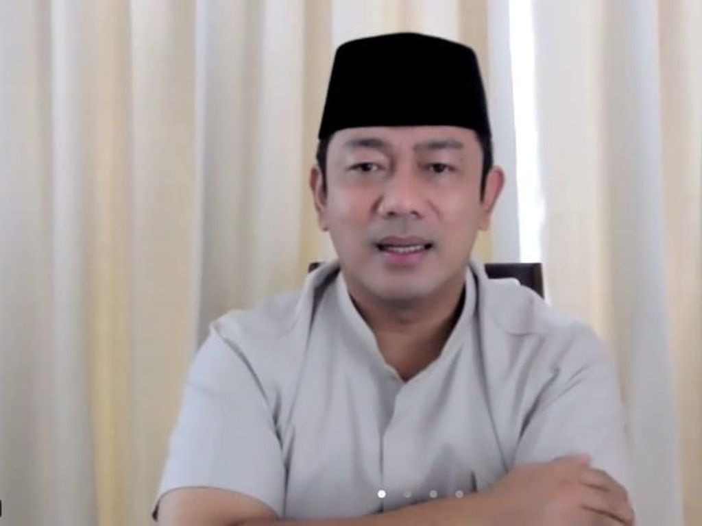 Lebaran Bersama Pasien COVID-19, Walkot Semarang Bawakan Opor