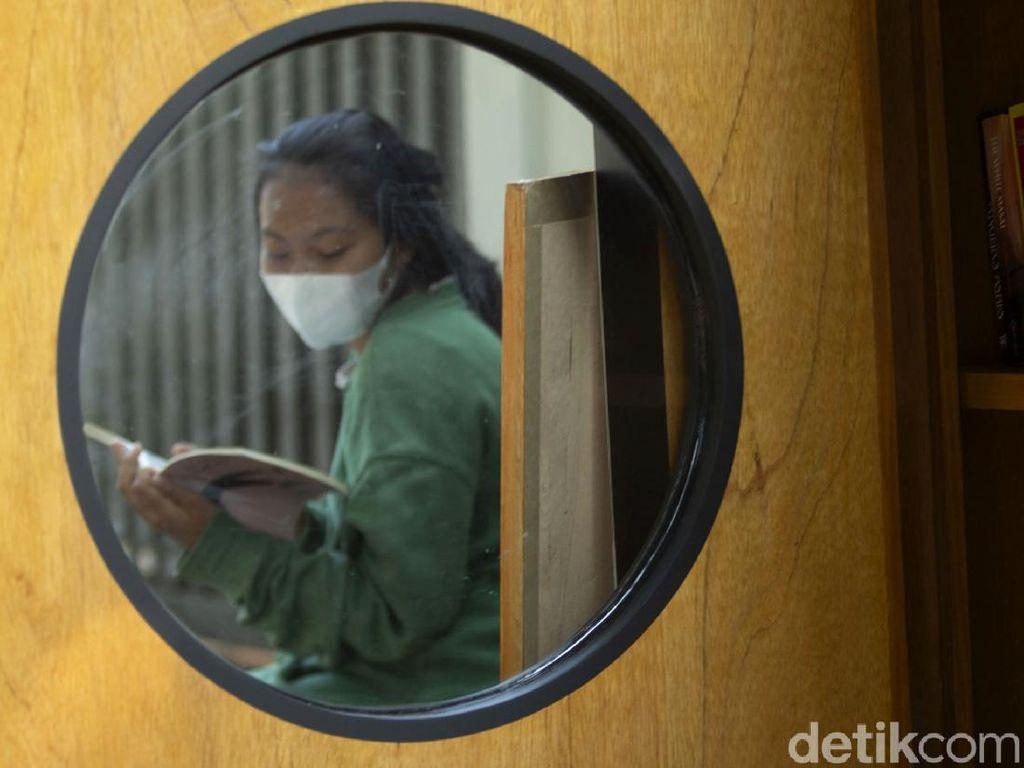 Asiknya Ngabuburit Sambil Belajar di Taman Situ Lembang