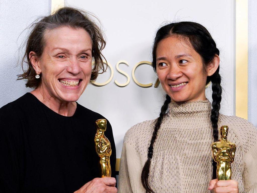 Film Terbaik Oscar 2021 Jatuh Kepada Nomadland!