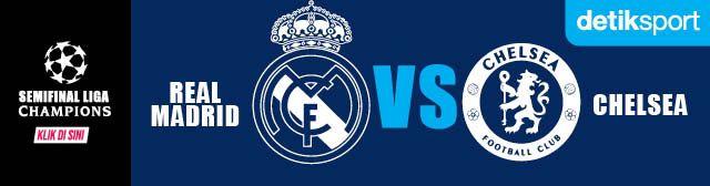 Banner Real Madrid Vs Chelsea