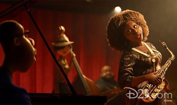 Soul yang memenangi Best Original Score.