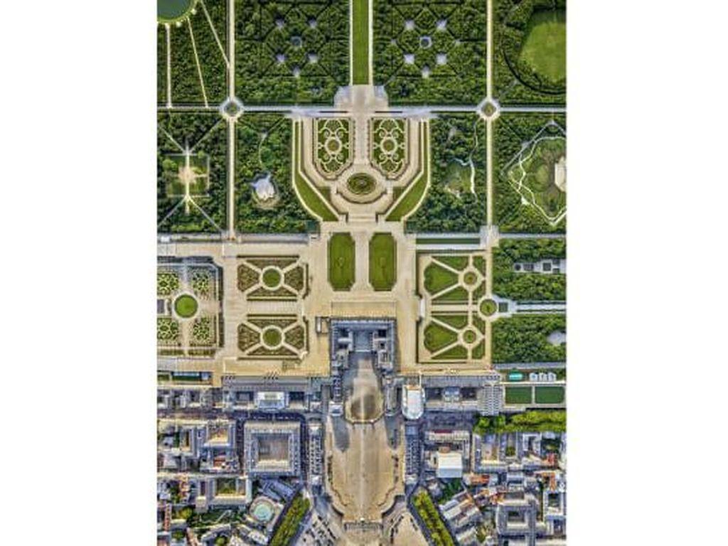 View Paris yang Langka, Mungkin Belum Pernah Anda Lihat Sebelumnya