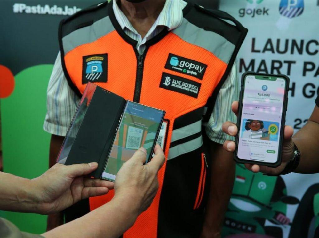 GoPay Dorong Ekspansi QRIS di Makassar Lewat Digitalisasi Parkir