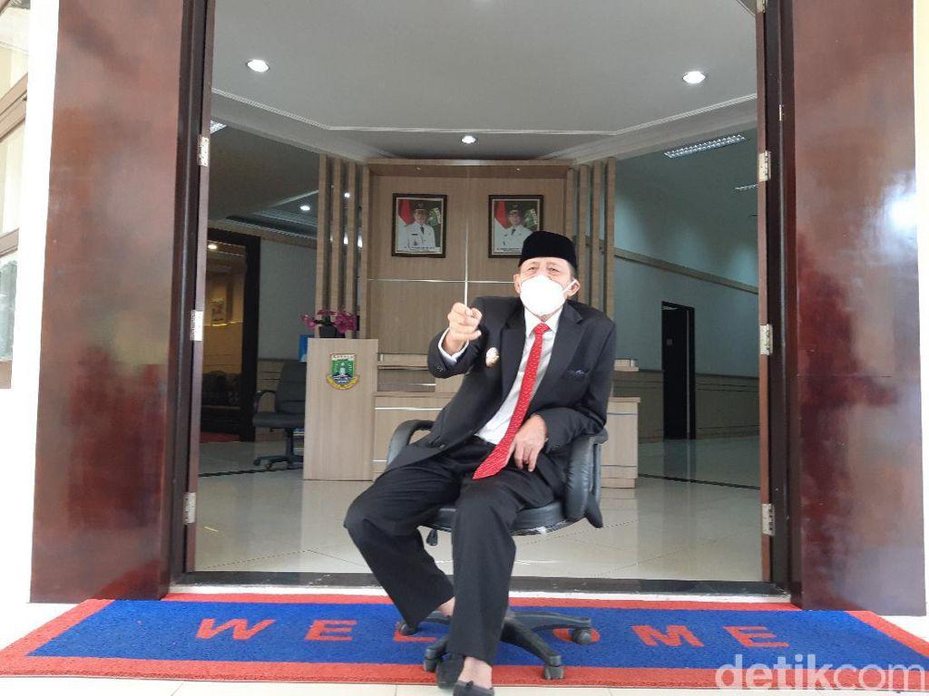 Gubernur Banten Minta Pemuka Agama Sadarkan Warga soal Masker