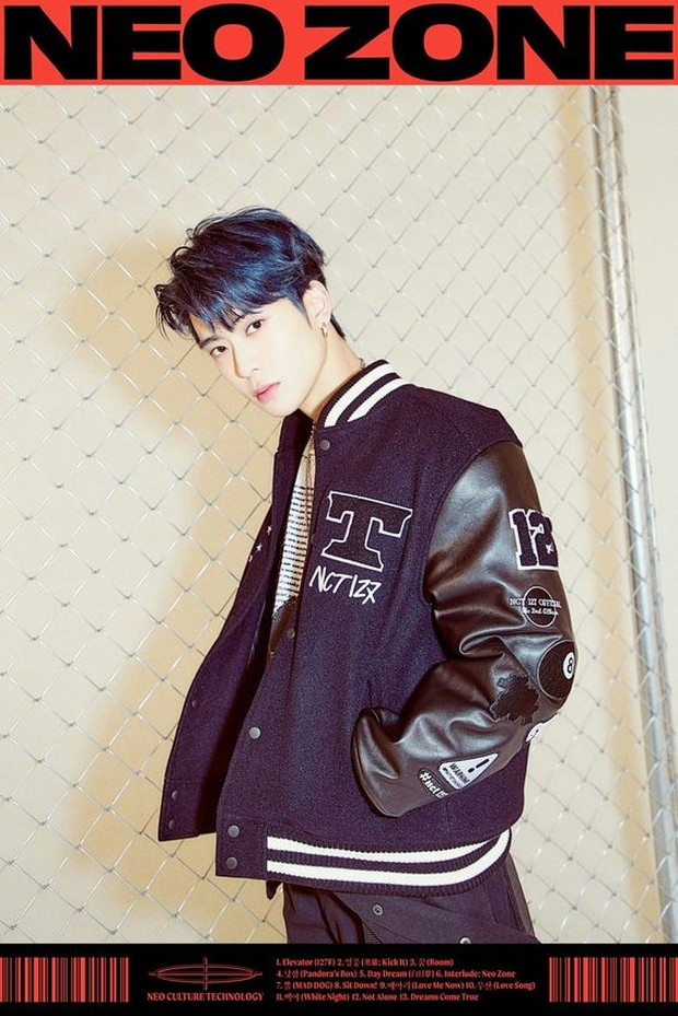 Jaehyun Neozone concept photo