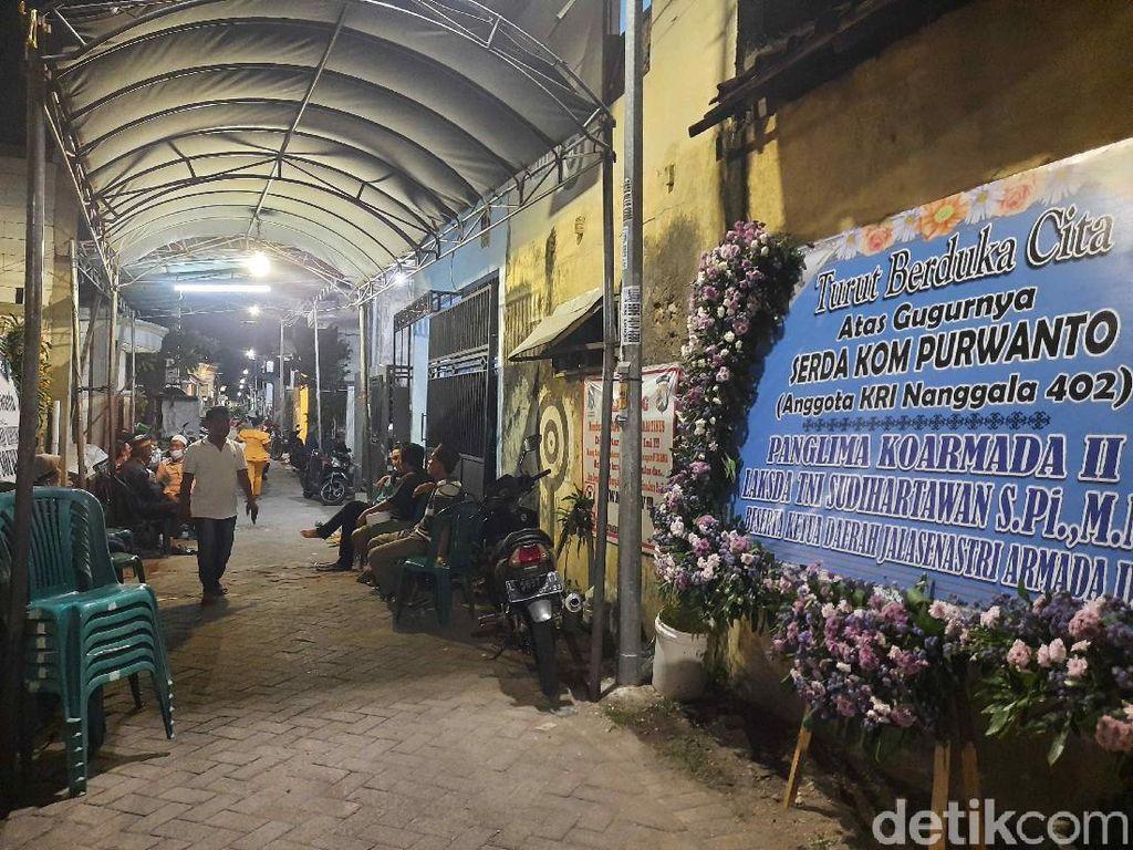 Keluarga 53 Kru KRI Nanggala-402 Akan Tabur Bunga di Banyuwangi