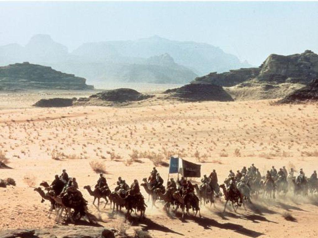 Rekomendasi Film Bertema Arkeologi: Lawrence of Arabia