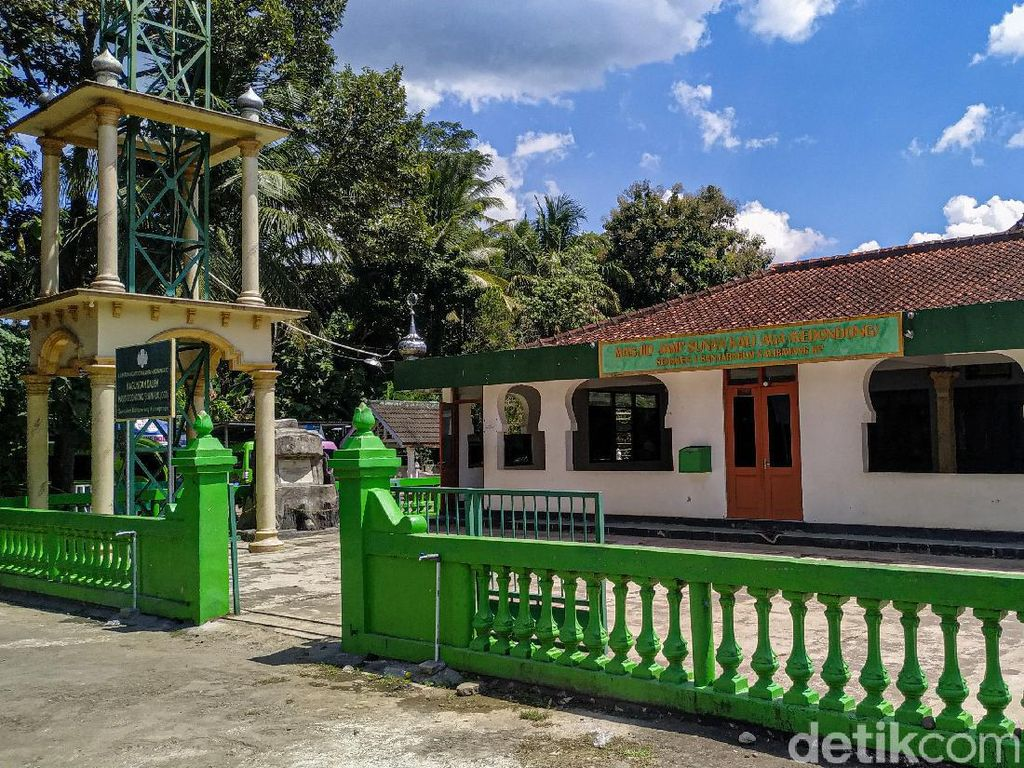 Jejak Sunan Kalijaga di Kulon Progo, Dirikan Masjid Diwarnai Drama