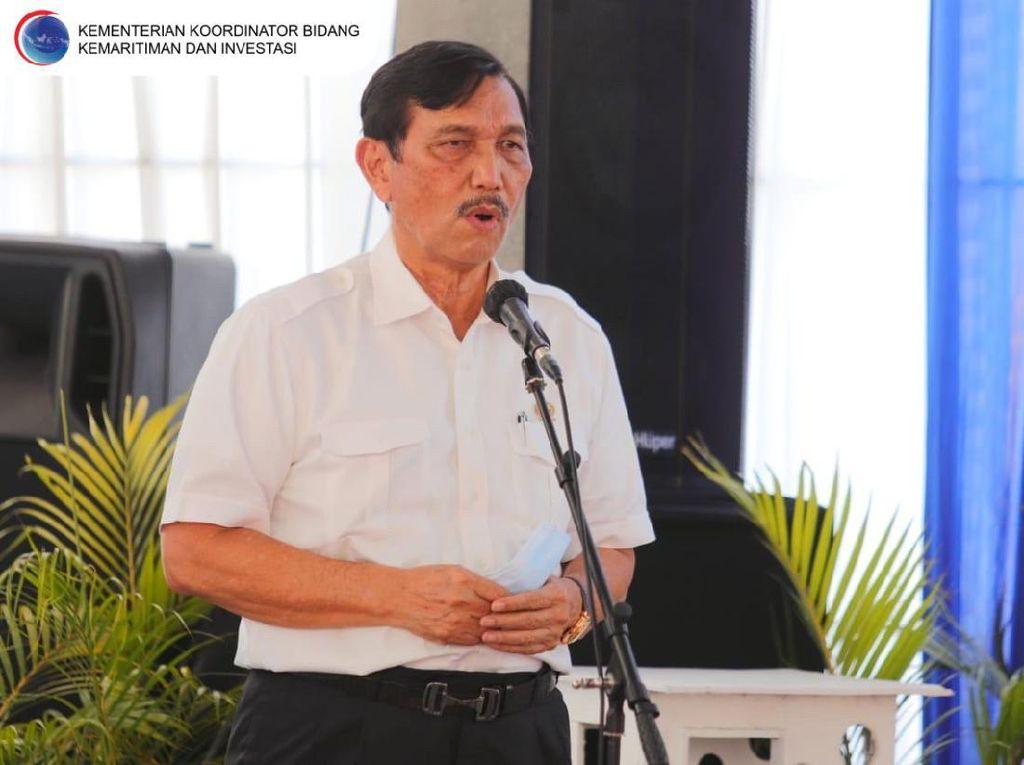 Luhut Bicara Kinerja Erick Thohir Pimpin BUMN, Apa Katanya?