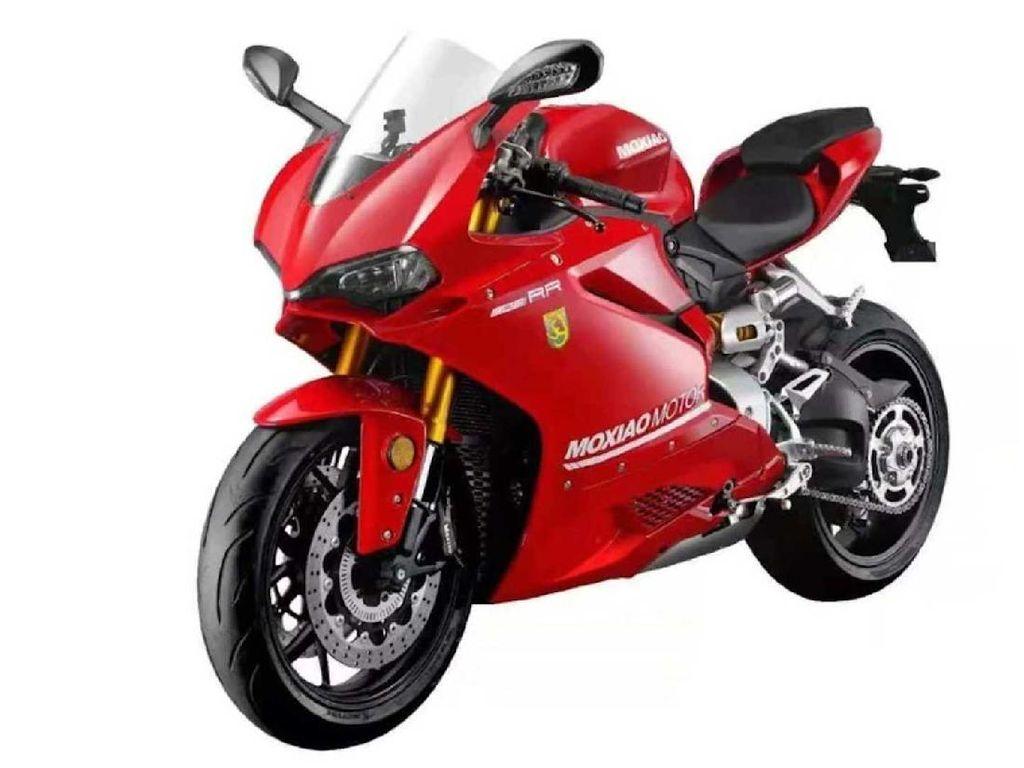 Ducati Panigale 959 Kemahalan? Ini Kloningannya dari China Cuma Rp 70 Jutaan