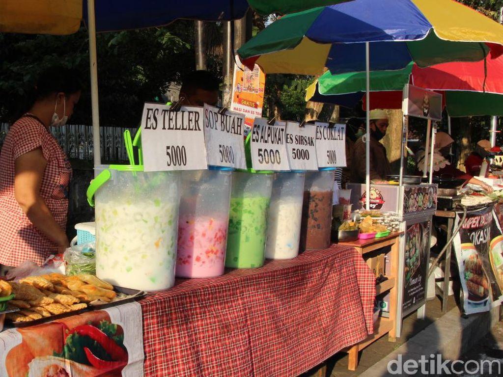 Yummy! Ini Deretan Takjil Enak di Pasar Ramadhan Malang
