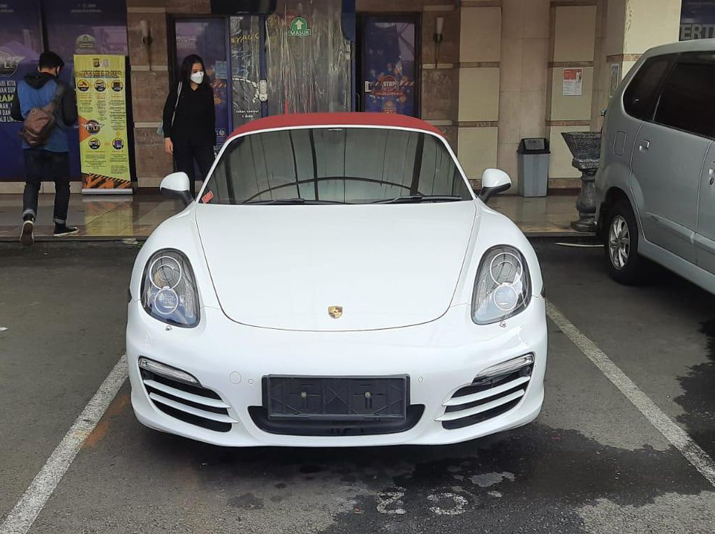 Cerita di Balik Penangkapan Pengemudi Porsche Arogan, Ada Peran E-TLE