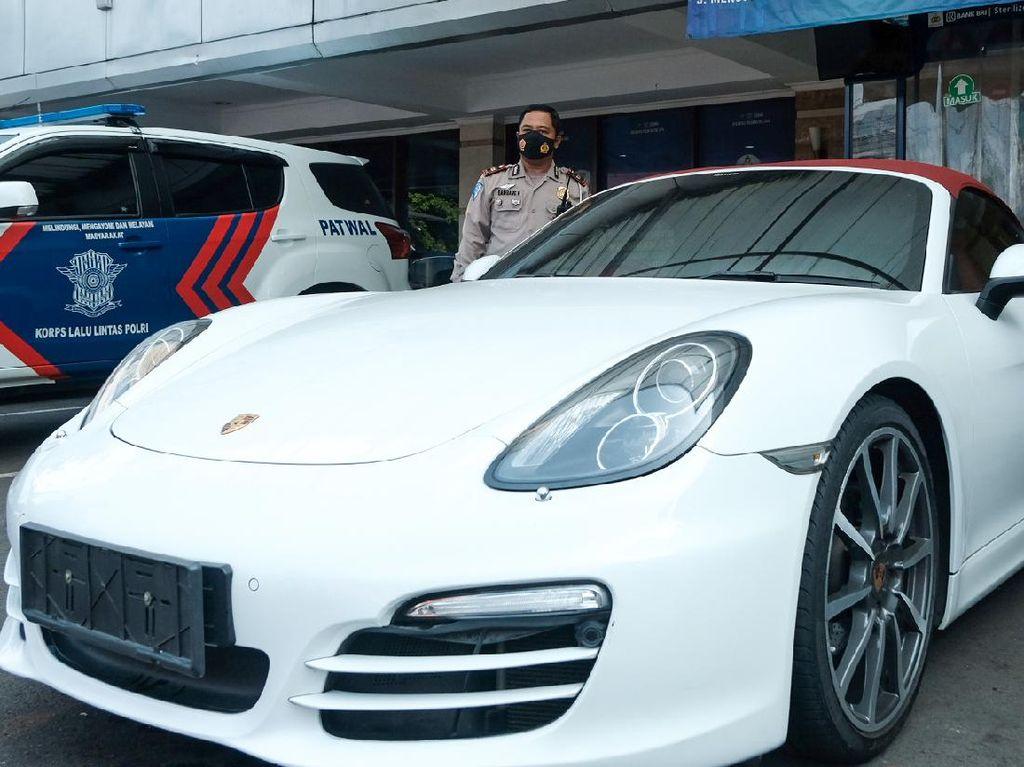 Mahasiswi Pemilik Porsche Bisa Ambil Mobilnya di Polisi, Ini Syaratnya