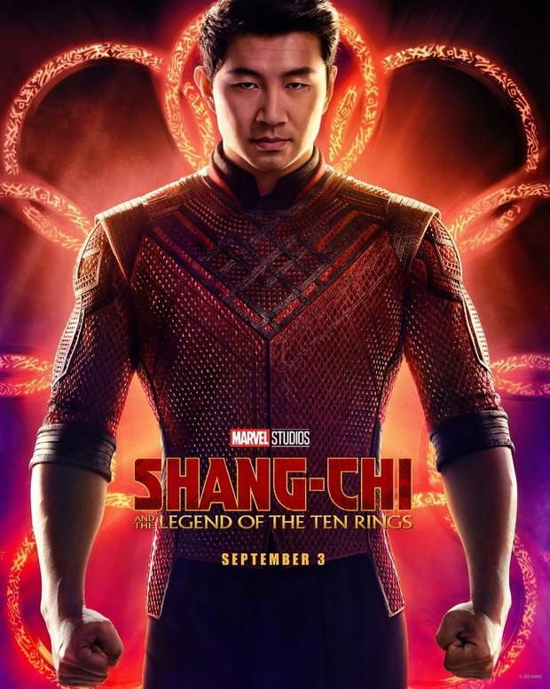 Poster Shang-Chi