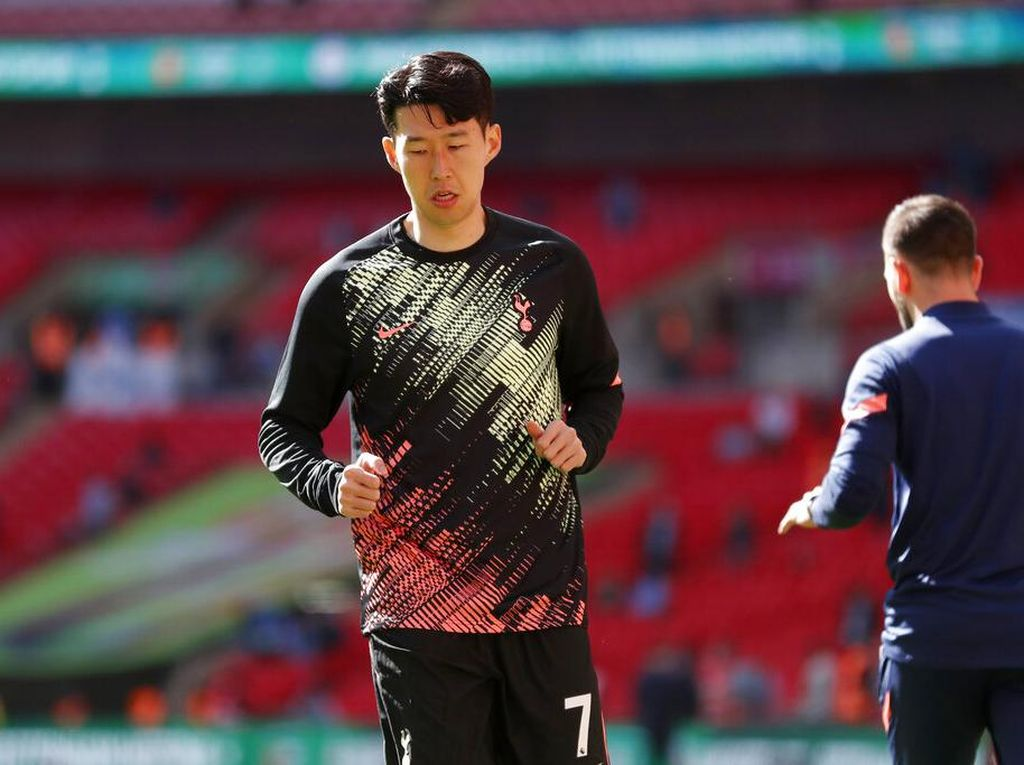 Son Heung-min Sebut BTS Support System Selama Berkarier di Liga Inggris