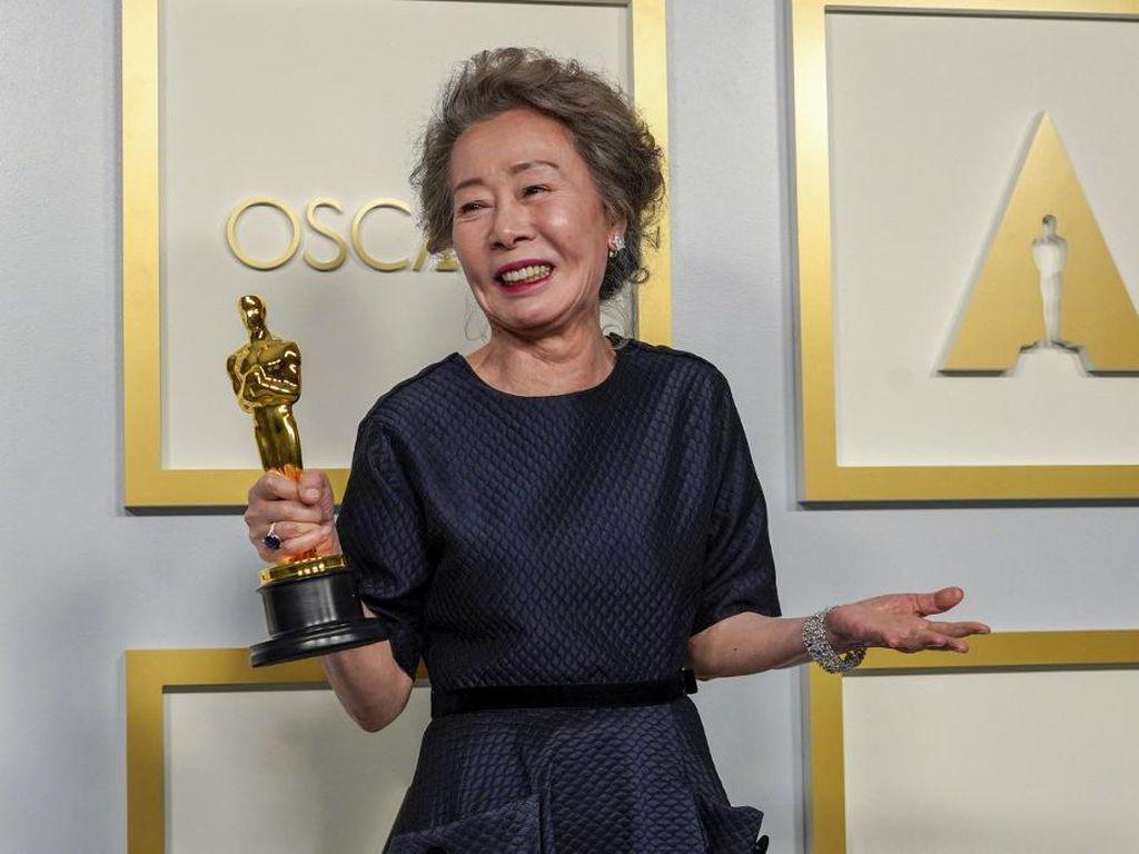 Jumlah Penonton Oscar Makin Melorot Tahun Ini