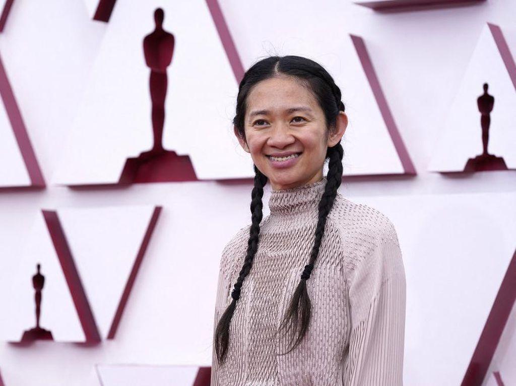 Chloe Zhao Lakukan Ini di Rumah usai Garap Nomadland