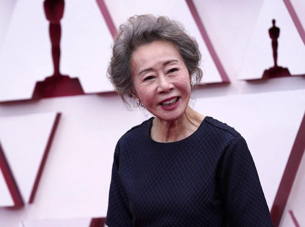 Youn Yuh-jung Ketika Menang Oscar: Kita Semua Adalah Pemenang