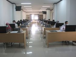 Universitas Brawijaya Gelar UTBK Tahap II