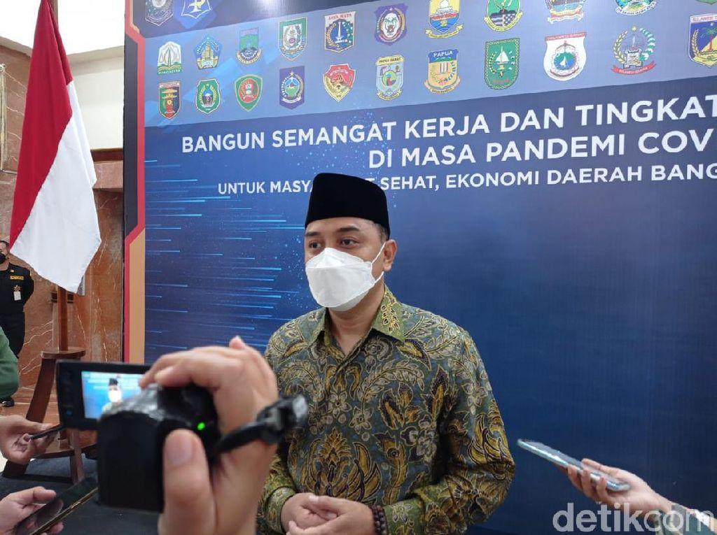 Pemkot Surabaya Akan Bantu Istri Kru KRI Nanggala-402 di Jalur UMKM