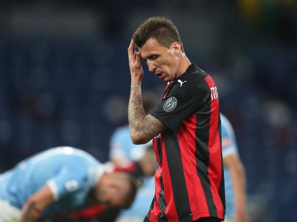 Tak Banyak Laga Tersisa, Milan Mesti Bangkit Secepatnya
