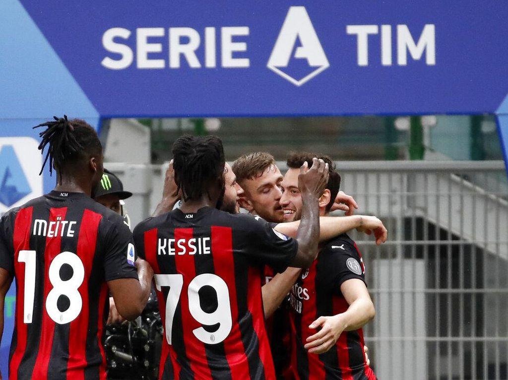 Ngotot Ikut European Super League Akan Dicoret dari Serie A!