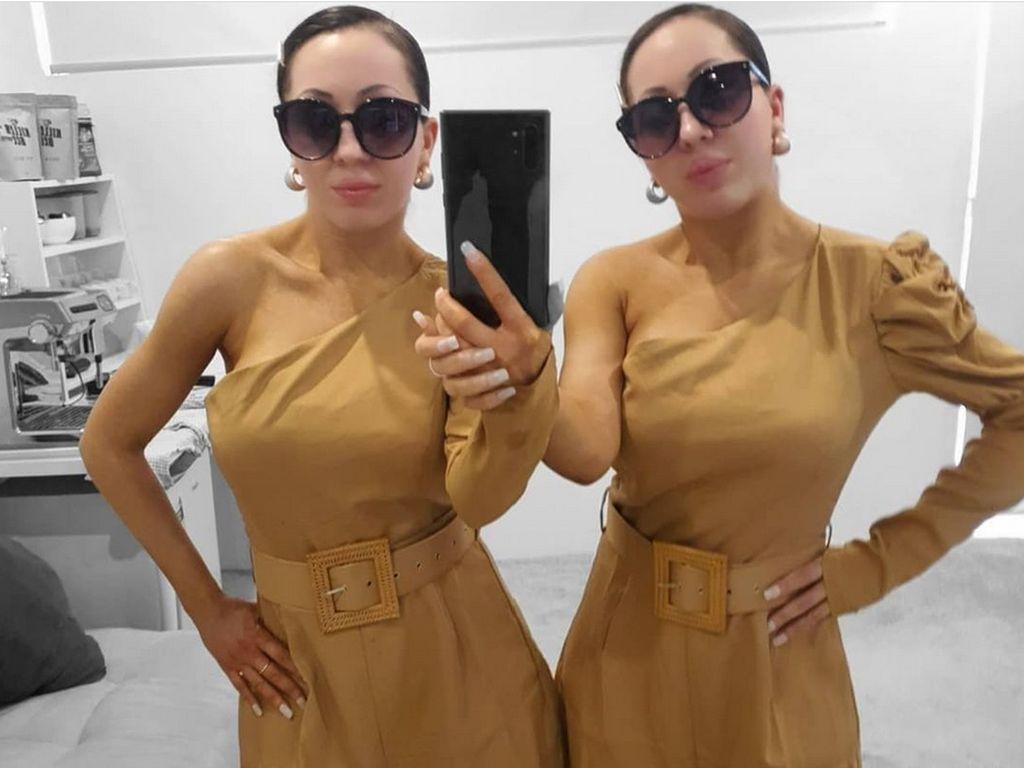 10 Potret Si Kembar yang Tak Mau Pisah, Berbagi Pacar Sampai ke WC Bersama